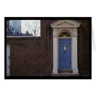 Doors - London - February 1985 Greeting Card