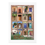 Doors of New Mexico version 2 Photo Art