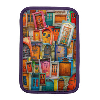 Doors Of The World iPad Mini Vertical Sleeve For iPad Mini  sc 1 st  Zazzle : door sleeves - pezcame.com