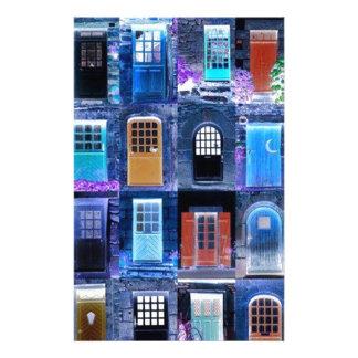 doors stationery