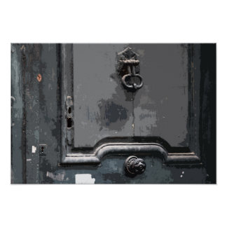 DOORS & WINDOWS 4 POSTER