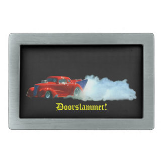 Doorslammer Drag Car Speedway Race Drivers Buckle Belt Buckle