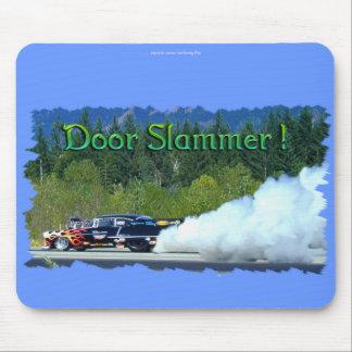 Doorslammer Drag-Racing Speedway Mousepad