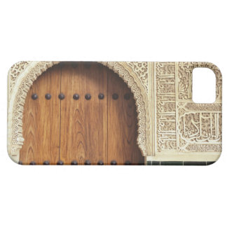 Doorway at the Alhambra palace in Granada, Spain 2 iPhone SE/5/5s Case