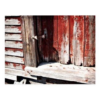 Doorway - Back streets of St. John's Postcard