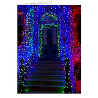 Doorway Lights Card