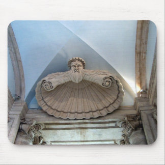 Doorway of Capitoline Museum Mousepad