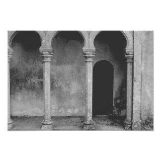 Doorway Photo Print
