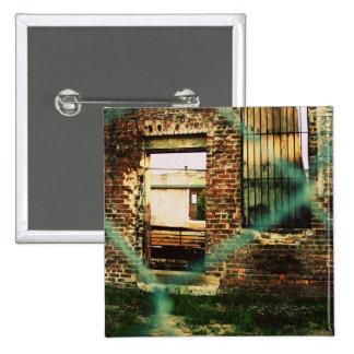 Doorway Pinback Button