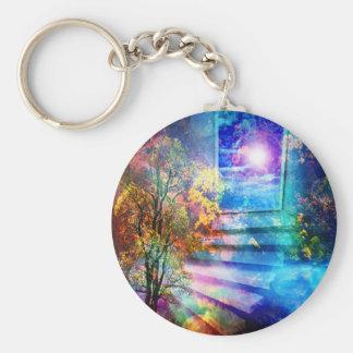 Doorway to Heaven Keychain