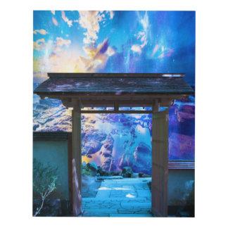 Doorway to Heaven Panel Wall Art
