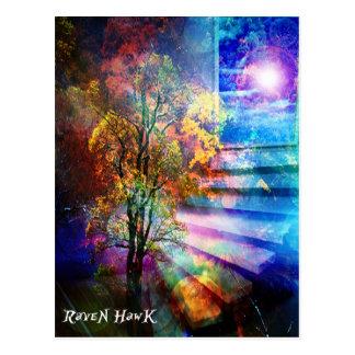 Doorway to Heaven Postcard