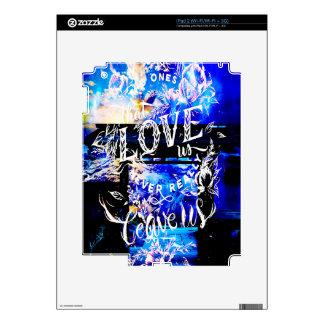 Doorway to Heaven the Ones that Love Us iPad 2 Decal