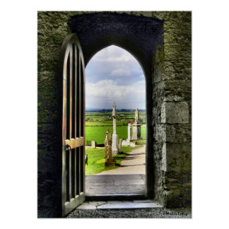 Doorway to History Poster or Print