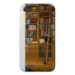 Doorway to Home Library Covers For iPhone 4