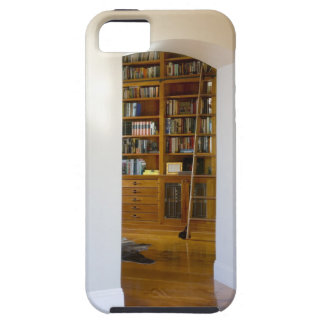 Doorway to Home Library iPhone SE/5/5s Case