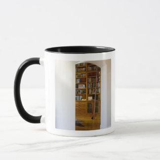 Doorway to Home Library Mug