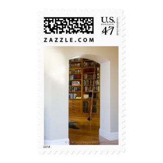 Doorway to Home Library Postage