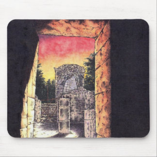 Doorway to the Past Mouse Pad