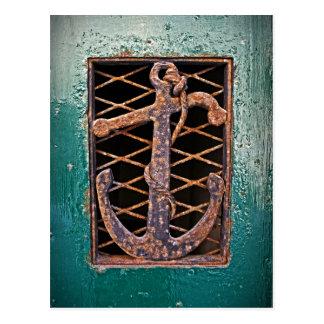 Doorways of Italy  -  Anchor Postcard