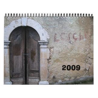 Doorways of Italy Calendar