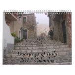 Doorways of Italy Wall Calendars