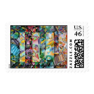 Doorways Postage Stamps