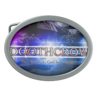 Doothcrow belt buckle