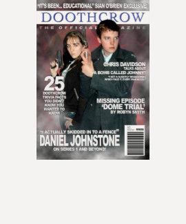 Doothcrow Magazine 3/4 Fem-tee
