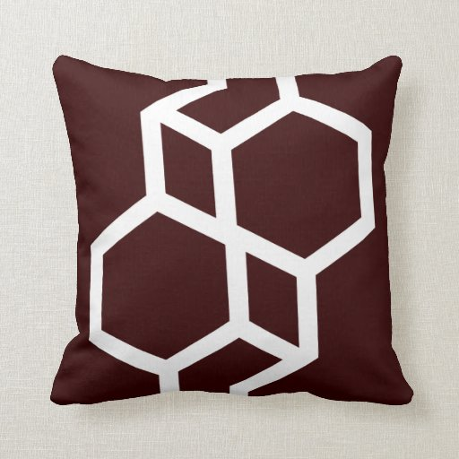 Dopamine DOUBLE - love and pleasure Throw Pillow