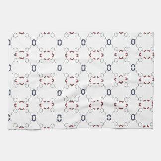 Dopamine Pattern Kitchen Towels