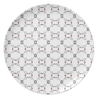 Dopamine Pattern Plate