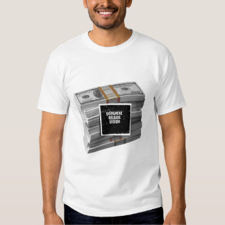 dopamine release system tee shirt