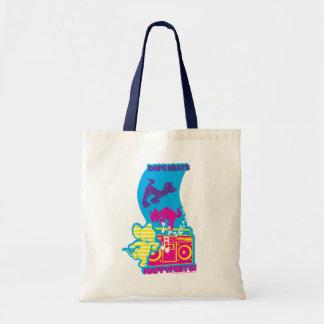 Dope Beats Happy Feets Tote Bag