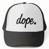 dope. classics trucker cap
