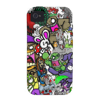 Dope Usagi Case Case For The iPhone 4