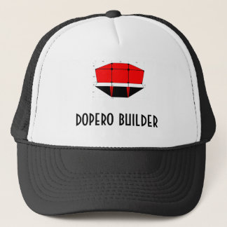 dopero builder trucker hat