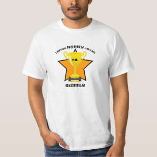 Dopest Honky Award Winner T-Shirt