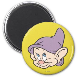 Dopey 2 2 inch round magnet