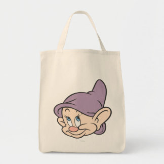 Dopey 2 grocery tote bag