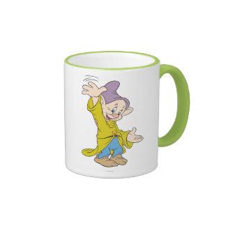 Dopey 4 ringer coffee mug