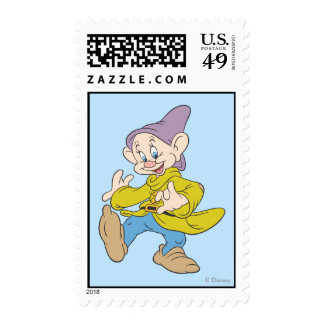 Dopey Dancing Stamps
