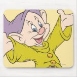 Dopey Jumping Mouse Pad