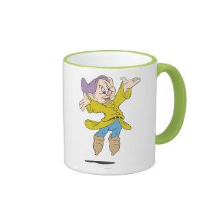 Dopey Jumping Ringer Mug
