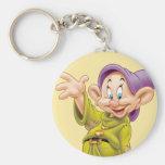 Dopey Waving Keychains