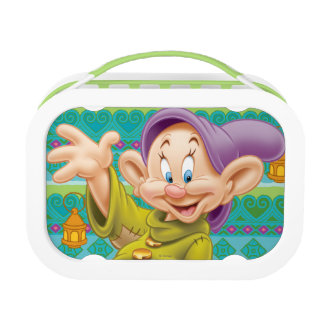 Dopey Waving Lunch Box