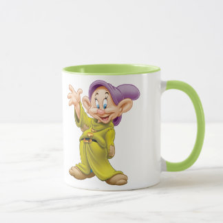 Dopey Waving Mug