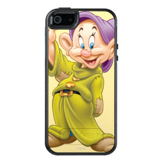 Dopey Waving OtterBox iPhone 5/5s/SE Case