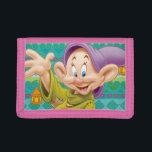"Dopey Waving Tri-fold Wallet<br><div class=""desc"">Seven Dwarfs: Dopey</div>"
