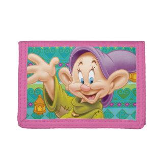 Dopey Waving Tri-fold Wallet